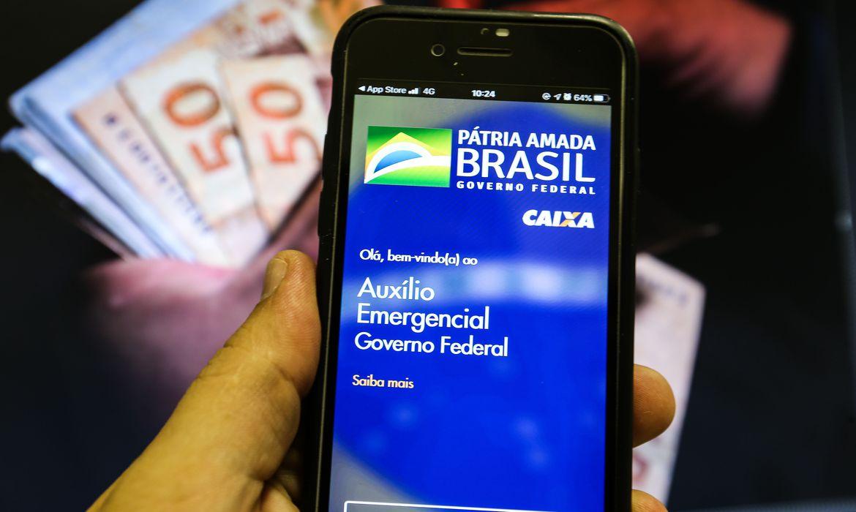 Consulta ao auxílio emergencial 2021